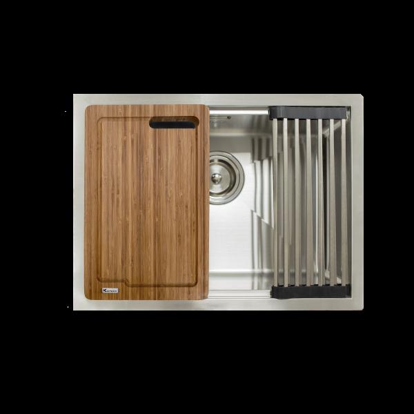 chậu rửa bát Undermount Series KN6046SU - kitchen sink